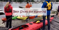 As with any other fishing gear, finding the right pair of kicks for a kayak day out requires a bit of research and comparison. This best shoes for kayaking article will help you make a quick comparison. Kayak Fishing, Fishing Tips, Fishing Boats, Kayak Camping, Camping Hacks, Used Kayaks, Kayak For Beginners, Recreational Kayak, Kayaking Tips