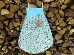 Strampelsäcke - Baby- Kuschelsack - ein Designerstück von kleine-erdbewohner bei DaWanda