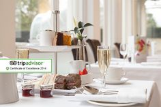 Afternoon Tea for 2 @ Thistle Hyde Park Hotel