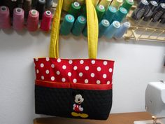 Hey, I found this really awesome Etsy listing at https://www.etsy.com/listing/156313045/mickey-mouse-large-tote-bag-diaper-bag
