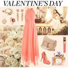 """""""Valentine's day"""" by lovelycherry71 on Polyvore"""