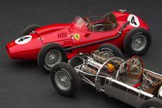 Exoto XS Ferrari Dino 246 F1 Bundle Set M Hawthorn Scale 1 18 BND22073   eBay