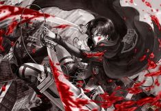 321 Levi Ackerman HD Wallpapers | Backgrounds - Wallpaper Abyss