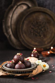 how to make traditional indian sweets. easy indian sweets recipe ideas that take 30 minutes or less to make. Kala Jamun