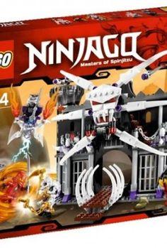 LEGO-Ninjago-2505-Garmadons-Dark-Fortress-0
