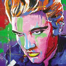 Image result for famous people pop art