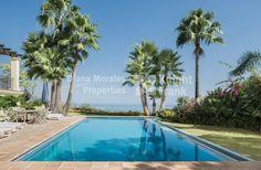 Villa in La Zagaleta with Uninterruped Views - Villa, La Zagaleta, Benahavis Home List, Andalucia, Malaga, Luxury Homes, Spain, Villa, Mansions, Outdoor Decor, Home Decor