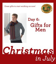 Christmas in July Day 6: 4 Classic Knit