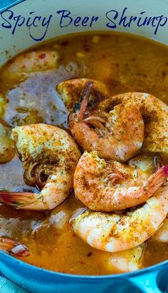 Spicy Beer Shrimp make an easy party appetizer Seafood Appetizers Seafood Appetizers Appetizers Appetizers for a crowd Appetizers parties Shrimp Recipes For Dinner, Shrimp Recipes Easy, Beer Recipes, Cajun Recipes, Fish Recipes, Cooking Recipes, Spicy Seafood Recipes, Cooking Kale, Gastronomia