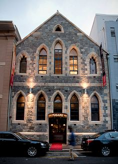 Fugard Theatre - Cape Town - Named after playwright Athol Fugard, this former church has hosted Ian McKellen in Waiting for Godot - 7 Cool Places to See in Cape Town - Condé Nast Traveler
