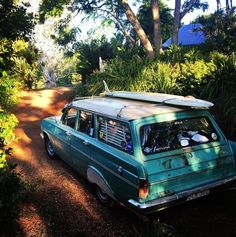 We post random dope stuff + some original surfing content.Although some of our photos are of pro surfers,most are of just regular free surfers,some that we meet on our travels that surf,like we. Beach Rides, Beach Cars, Beach Jeep, Station Wagon Cars, Holden Australia, Aussie Muscle Cars, Go Car, Vintage Surf, Surf Trip