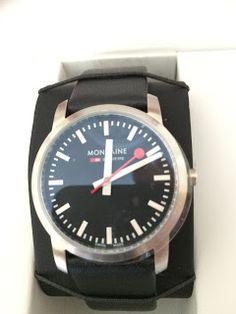 SaatliBilgi: Mondaine A400.30351.14SBB simply elegant 36 mm saf...