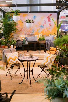 Urbaani parvekepuutarha – Versoileva Holland, Garden, Interior, Outdoor Decor, Flowers, Plants, Instagram, Blog, Home Decor