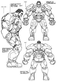 Hulk by Leinil Yu [ Marvel Now Indestructible Hulk ]