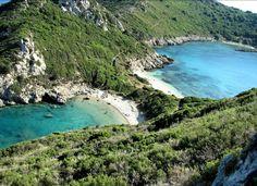 Kerkyra island (corfu)