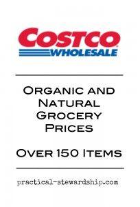 Costco Price List