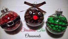 Homemade Christmas Ideas For Toddlers Christmas Decorations Pictures Christmas Candy Crafts, Christmas Favors, Noel Christmas, Diy Christmas Ornaments, Christmas Goodies, Homemade Christmas, Holiday Crafts, Christmas Decorations, Simple Christmas