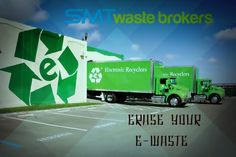 Erase your E-Waste before its too late !!!