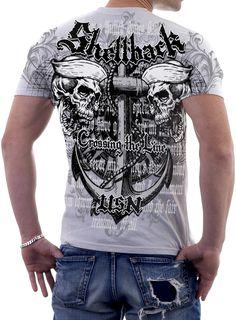 Shellback T shirt