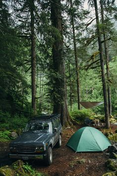 Set for the weekend. #camping