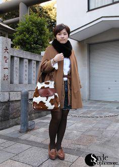 Mami | April 2013 | #Fashion #Harajuku (原宿) #Shibuya (渋谷) #Tokyo (東京) #Japan (日本)