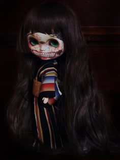 custom blythe doll Evil girl by SweetPrincess by o0SweetPrince0o