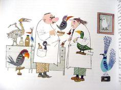 Vintage Illustration by Fiep Westendorp