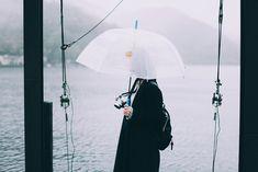 Urban Photography, Camera Photography, Street Photography, Rainy Street, Cute Korean Girl, Body Poses, Photo Art, Photoshoot, Portrait