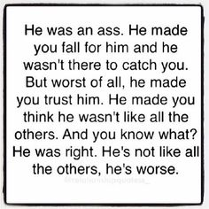 It's true. Oh wait, the guy who just thinks can say we are done and walk away and think it is okay. Heart Quotes, True Quotes, Asshole Quotes, Stupid Boy Quotes, Edgy Quotes, Stupid Boys, Breakup Quotes, Strong Quotes, The Victim