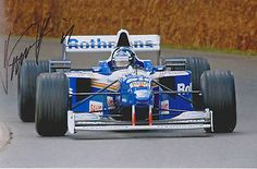 *SIGNED*  DAMON HILL - 8X12 PHOTO  (FORMULA ONE WILLIAMS)  AUTOGRAPH for GBP19.99 #Collectables #Autographs #Original #AUTOGRAPH  Like the *SIGNED*  DAMON HILL - 8X12 PHOTO  (FORMULA ONE WILLIAMS)  AUTOGRAPH? Get it at GBP19.99!