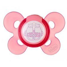 Chupete Physio Comfort de silicona Chicco 4m. #chicco #baby #pacifier #chupete #bebé #niño #kids #children #biberon #feedingbottle