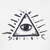 Illuminati T-Shirt Design