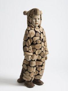 Efraïm Rodríguez Castor, 2016 Fusta d'alzina, xiprer i noguera Madera de encina, ciprés y nogal Oakwood, cypress and walnut wood