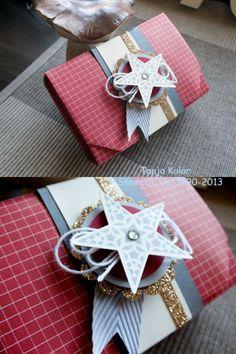 Schnelle Geschenke Box