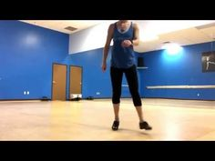 Fun intermediate tap dance combo! Syncopated rhythm tap dance - YouTube