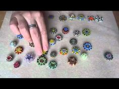 Tutorial - Beaded Beads - 1 of 8.m4v Great tutorial and I love beaded beads!