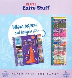 Extra Stuff for Paper Fashions Fancy by The editors of Klutz http://www.amazon.com/dp/1591745829/ref=cm_sw_r_pi_dp_0YAiwb1H2DRHP