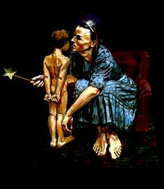 art of the beautiful-grotesque: The Art of Paula Rego