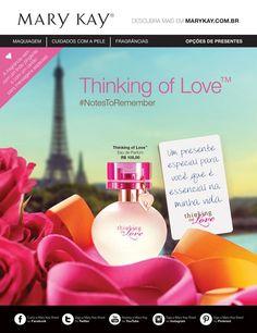 Fragrância que inspira o amor!