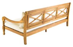 """Outdoor Chatham 72"""" Daybed, Natural Now: $799.00 Was: $1,045.00"""