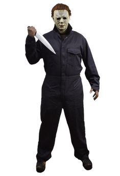 HALLOWEEN 2018: Michael Myers Adult Coveralls