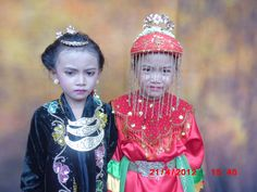 Java and Jakarta Traditional clothes