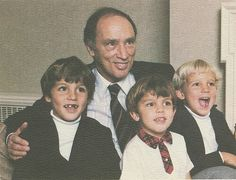 Pierre Trudeau and sons (Justin, Sacha, Michel)  https://m.flickr.com/#/photos/43312810@N04/4216785462/in/set-72157622949916729/