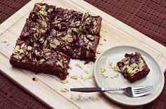 Potato chip brownie recipe. Patterned after the Royce Chocolate Potato Chips, I guess?