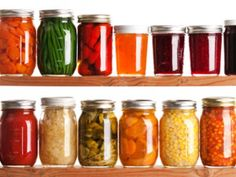 Die Liste der Konservierungsmethoden ist lang. 41 chemische Substanzen sind als Konservierungsstoffe für Lebensmittel zugelassen.