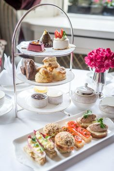 Moments from The Shelbourne Afternoon Tea #5star*