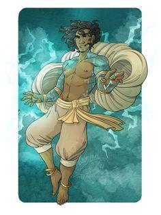 #shirtless #fantasymen #fantasymenofcolor #sorcerer
