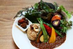 玄米野菜カレーたまな食堂