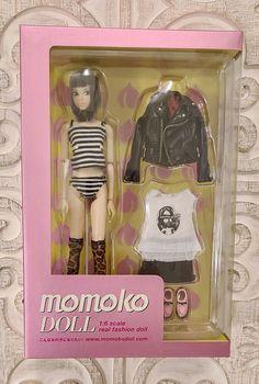 Used ruruko Doll Pet works Snow White Set japan rare momoko