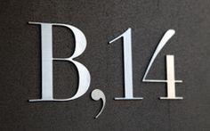 B,14. El primer club de arte contemporáneo de Barcelona.